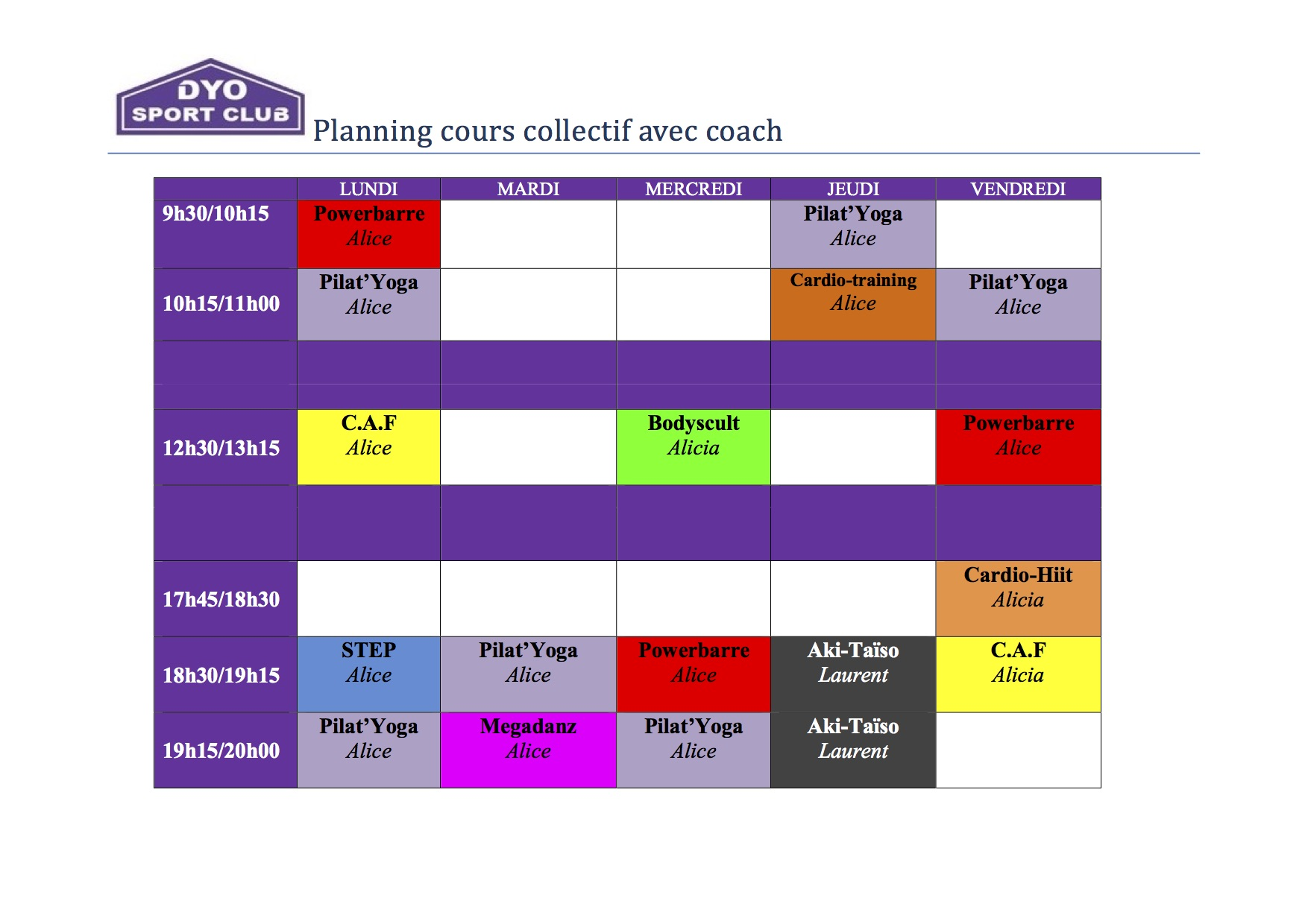 DYO_SPORT_CLUB_planning-septembre